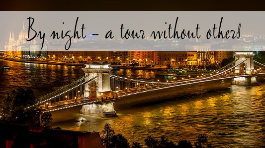 Budapest by night - see the city when the streets are empty