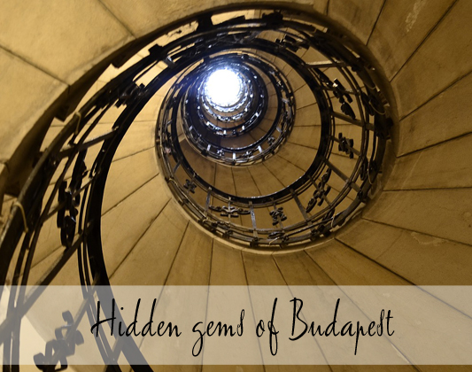 Hidden gems of Budapest - the not typical tour